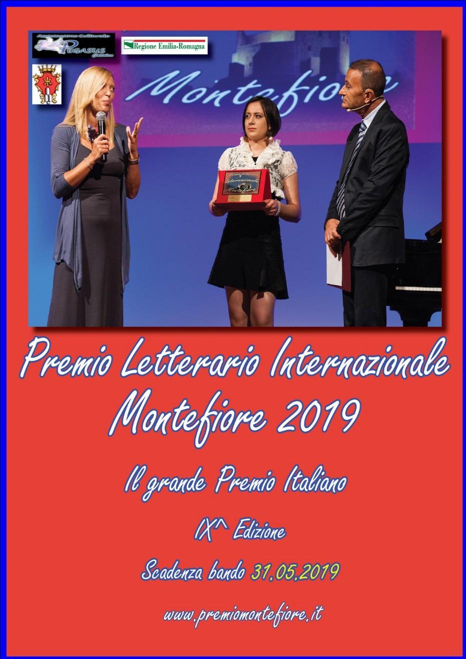 Il bando 2019 Premio Montefiore